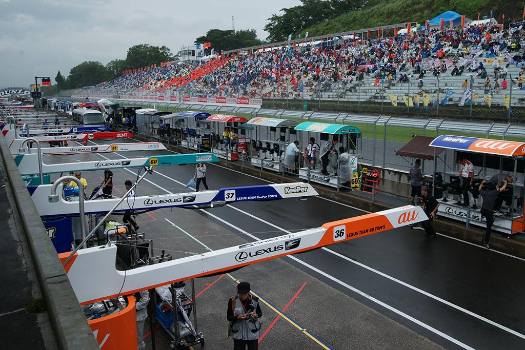 Blog:SuperGT 菅生 レース分析0