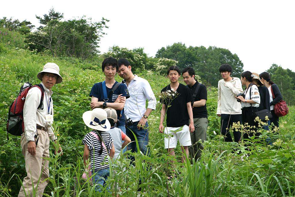 社員旅行に行ってきました。2日目:湿原~諏訪湖散策~昼食編4