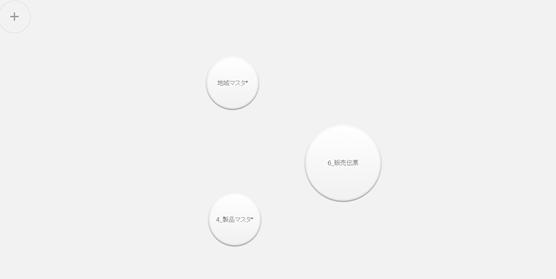 Qlik Sense:マウス一つでテーブル結合をする方法2