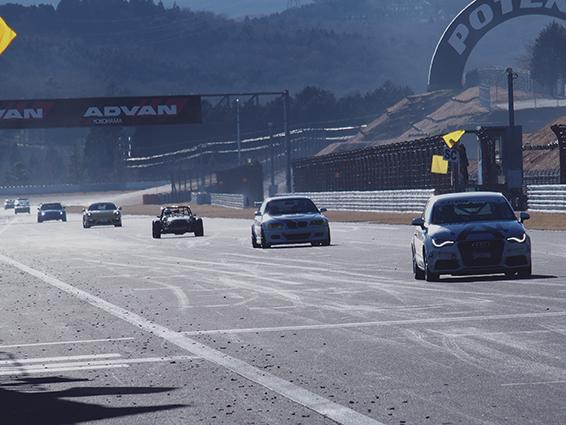レース分析を知るためのレース参戦6