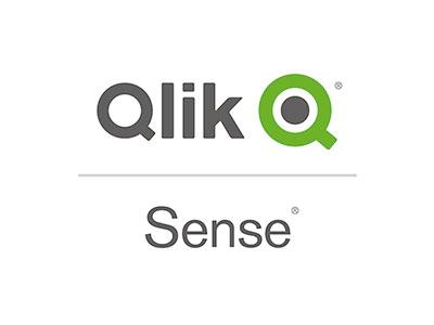 Qlik Senseロゴ