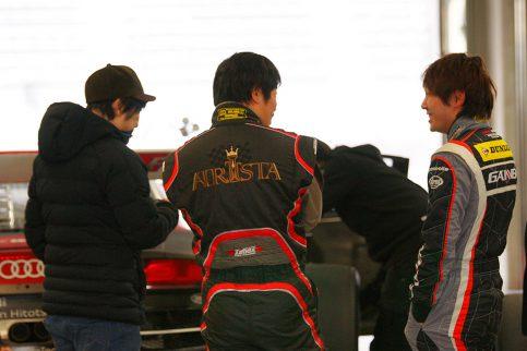 レーシングカー同乗体験走行会