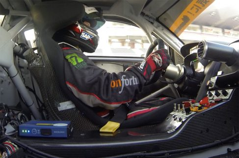 Audi R8 LMS ultra 2015