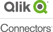Qlik_Connectorsロゴ