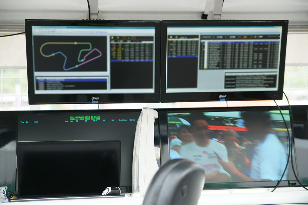 Blog:SuperGT 菅生 レース分析5