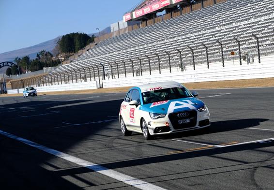 レース分析を知るためのレース参戦3