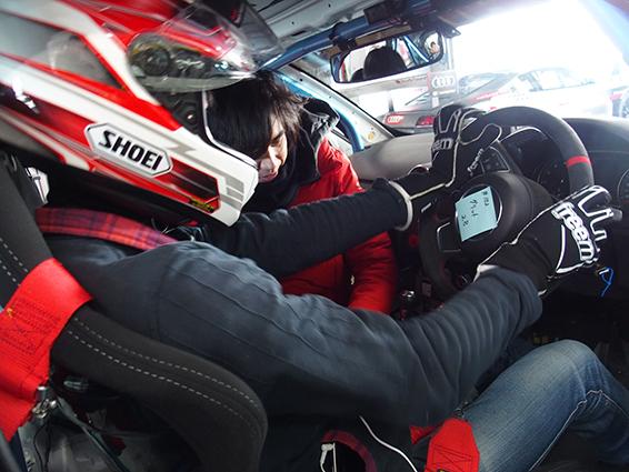 レース分析を知るためのレース参戦7