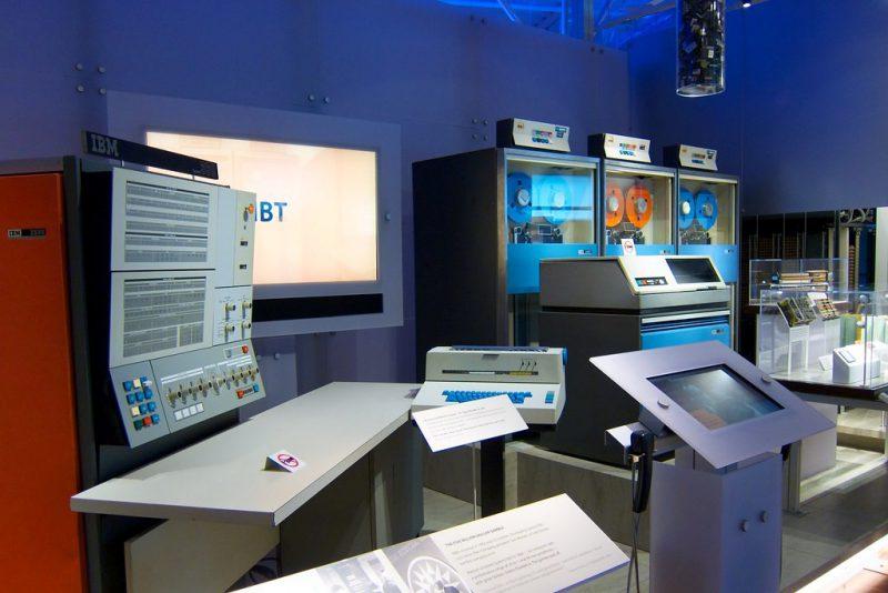 IBM 360 system